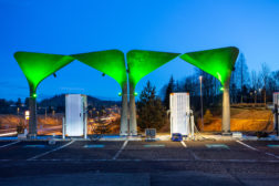 ReforceTech has developed innovative concrete-solutions for Norway's new charging stations